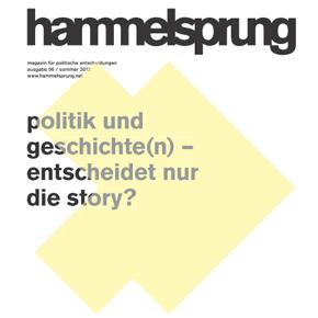 """Entscheidet nur die Story? - Die sechste Ausgabe des """"Hammelsprung"""" erscheint"""